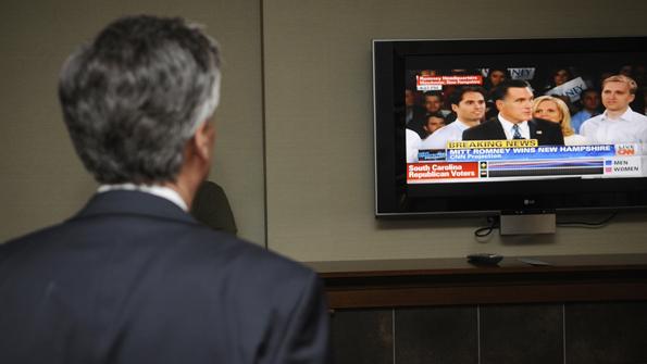 Mitt Romney wins again