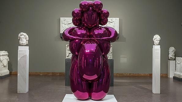 """Balloon Venus (Magenta)"" (2008-2012)"