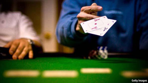fold poker