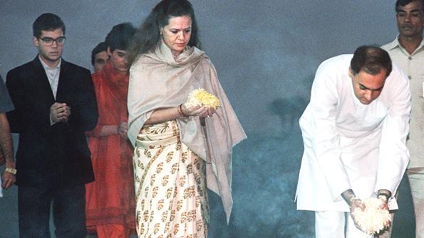 Teenaged Rahul