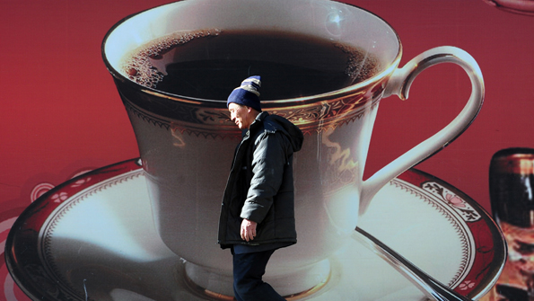 Popular coffee