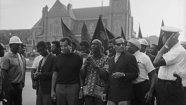 """Black Monday"" demonstration (1969)"