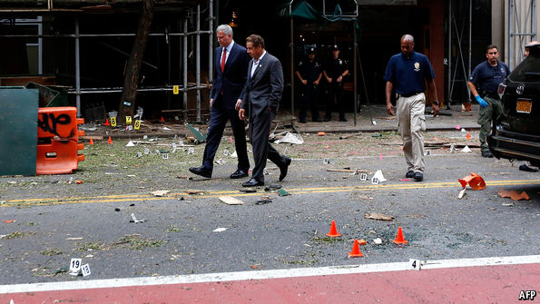 Image result for bomb; new york city; 29 people injured; images