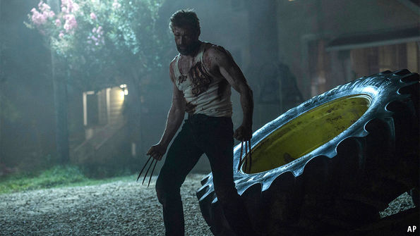 'Logan' unlike other superhero movies