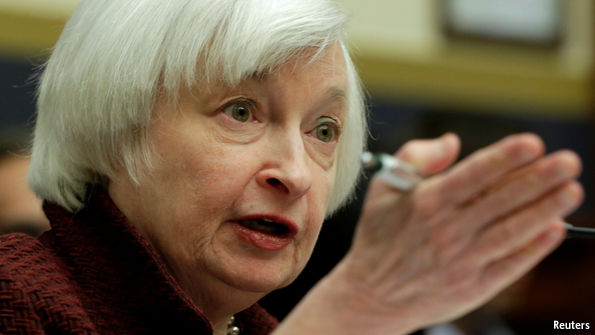 Federal Reserve chair Janet Yellen signals March interest rate rise