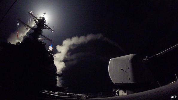 Syria war: Should Congress have approved Trump missile strikes?