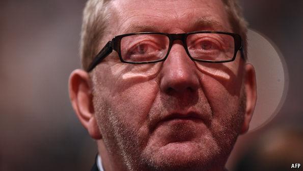 Len McCluskey defeats Gerard Coyne in battle for Unite leadership
