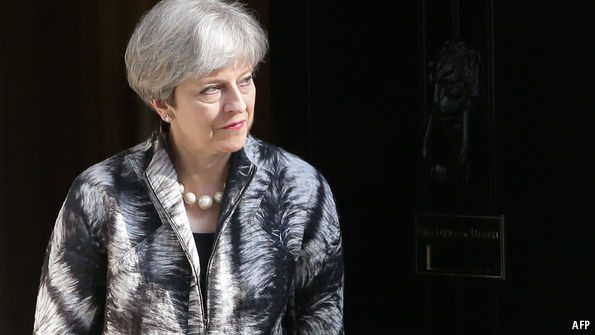 Theresa May's faith is of a more malleable sort than the Iron Lady's