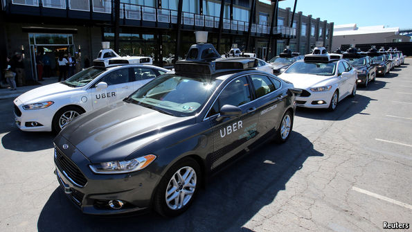 Uber builds AI team in Toronto as it fights autonomous car suit