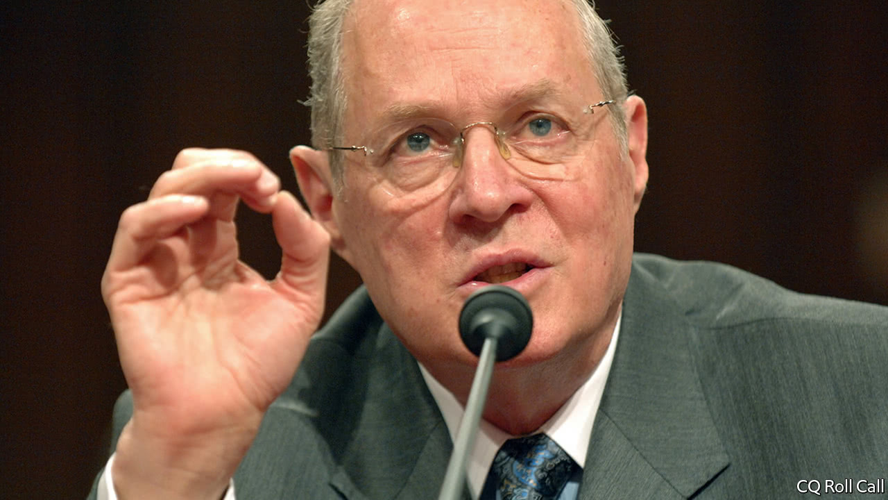 Justice Kennedy will take centre stage during the Supreme Court's upcoming term