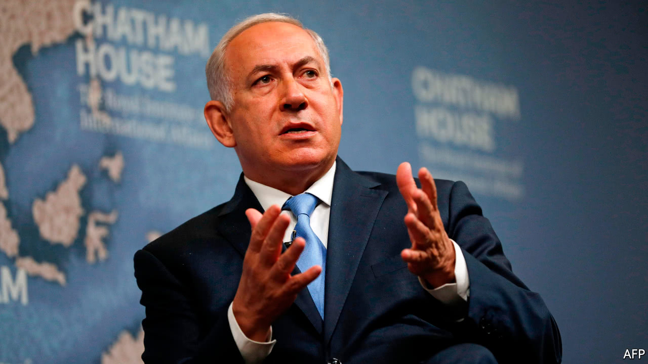 Bibi Netanyahu has some ideas for the Iranian nuclear deal