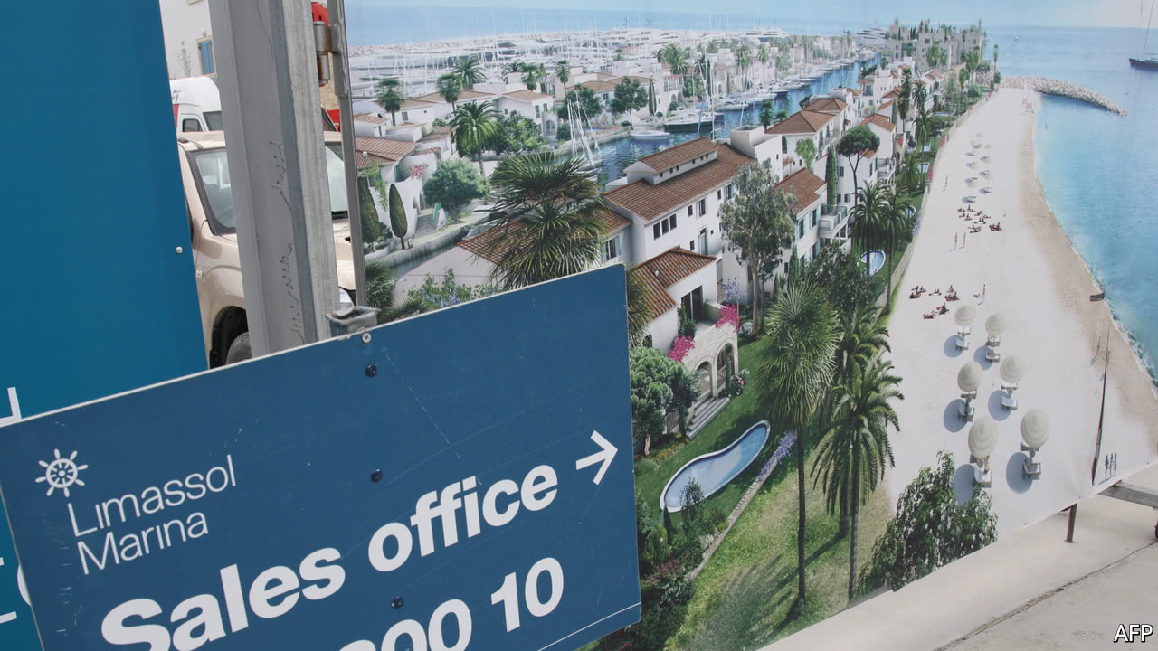 A new party for Cyprus's Russian exiles and expats