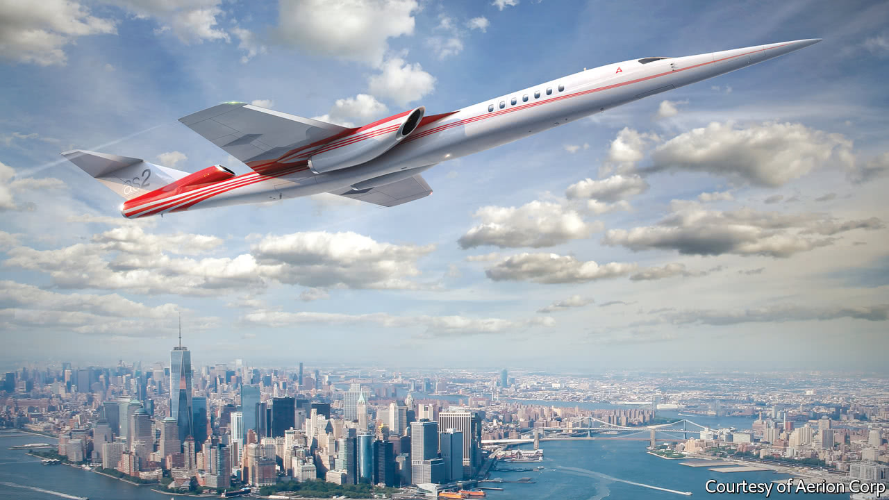Supersonic jets may be about to make a comeback