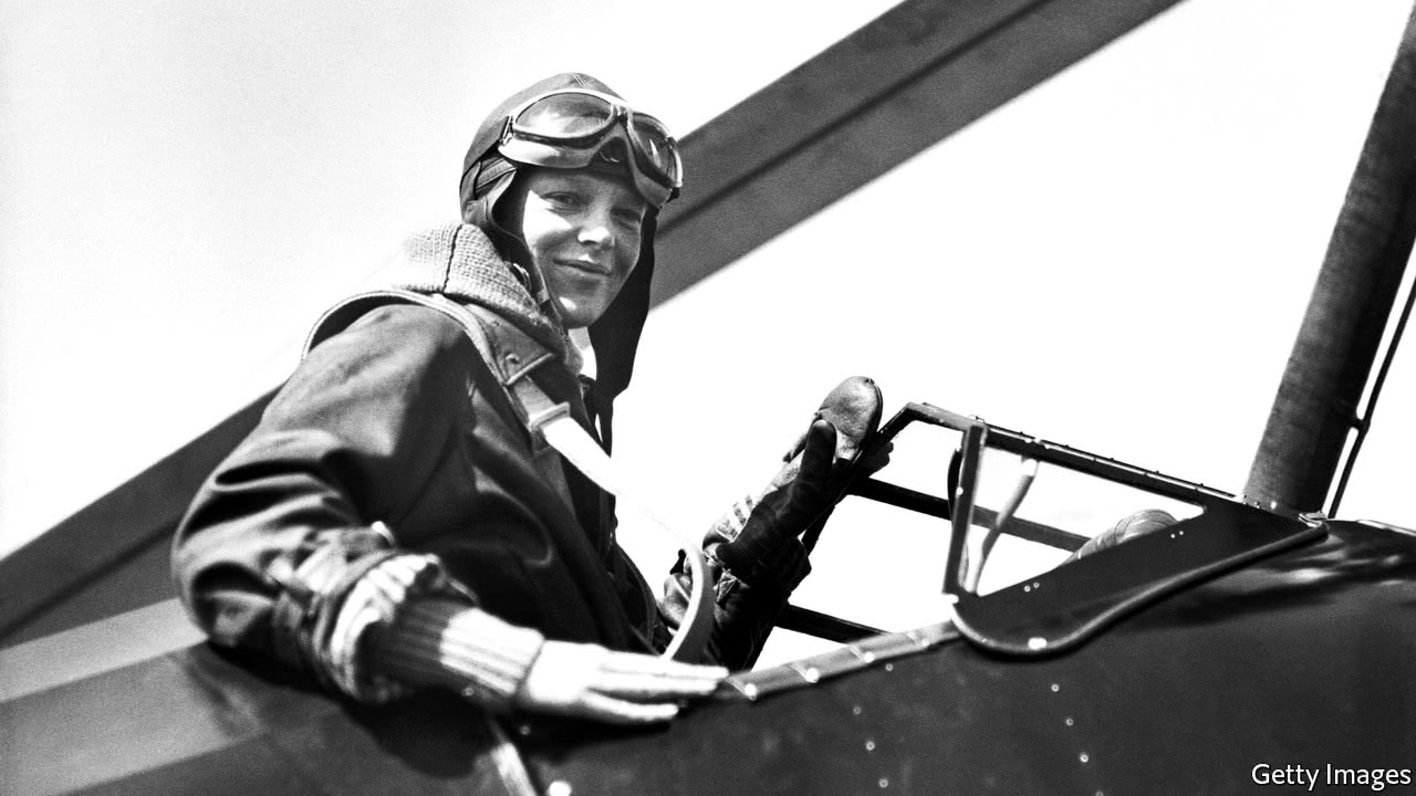New evidence in the search for Amelia Earhart