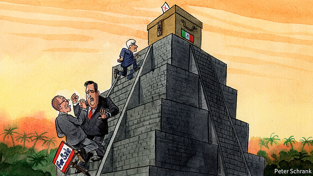 How AMLO could win Mexico\'s election | The Economist