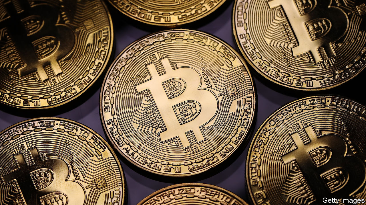 Bitcoin has lost most of its value this year – Riding the rollercoaster | The Economist