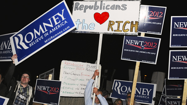 Only Rick Perry missed the party in New Hampshire