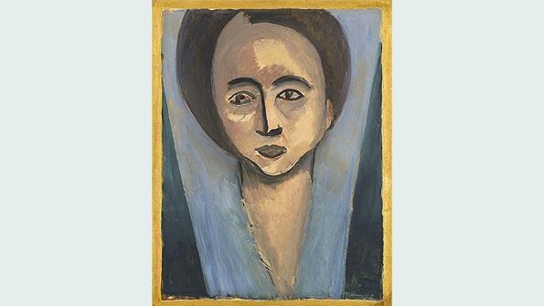 """""""Sarah Stein"""" (1916), Henri Matisse"""