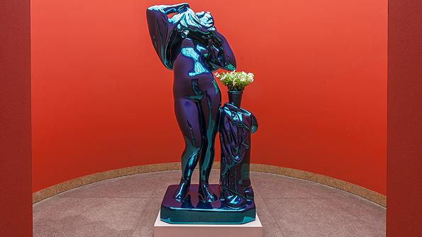"""""""Metallic Venus"""" (2010)"""