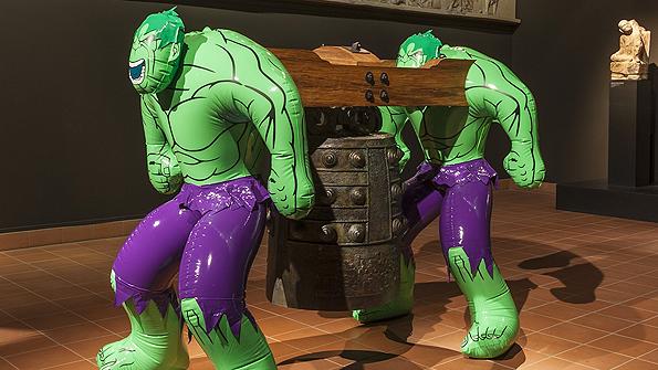 """Hulks (Bell)"" (2004-2012)"