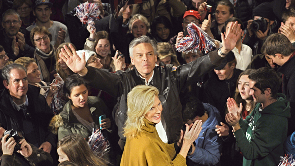 Jon Huntsman Jr. tipped for a surprise surge
