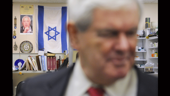 Gingrich and foreign policy