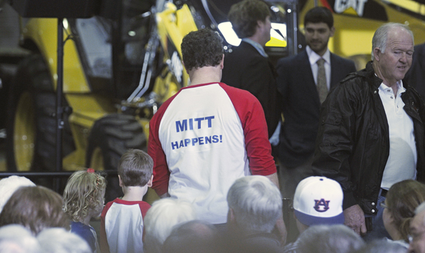 Mitt happens