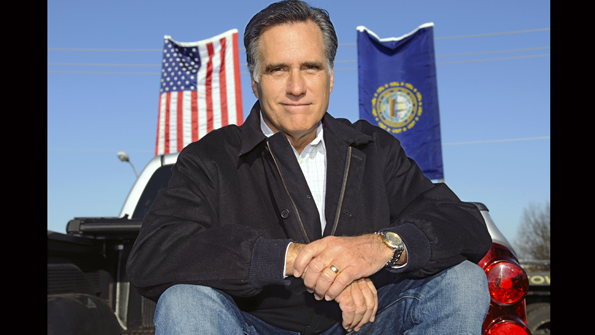 Mitt Romney, Commander in chief