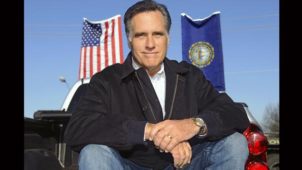 Mitt Romney, Commander in chief