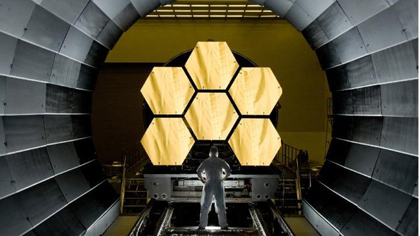Mirror segments for the James Webb Space Telescope