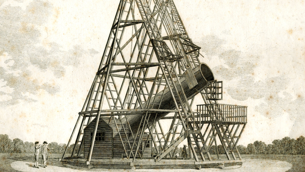 Sir William Herschel's telescope