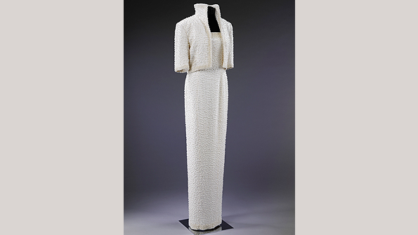 The 'Elvis Dress' by Catherine Walker