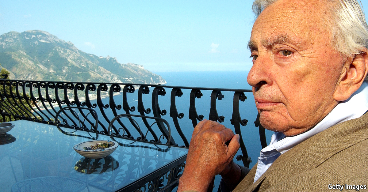 gore vidal essay Vidal, gore 1925– an american novelist, playwright, screenwriter, and essayist,  vidal is equally celebrated for his historical fiction, which reinterprets events to.