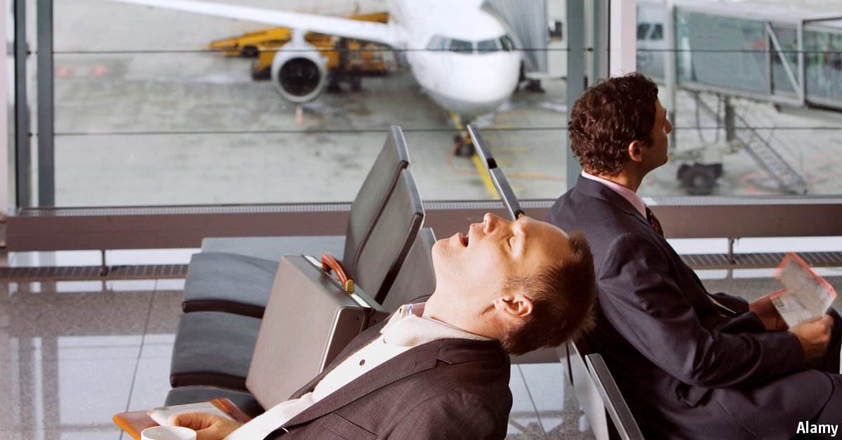 Scientists may have at last found a way to beat jet lag