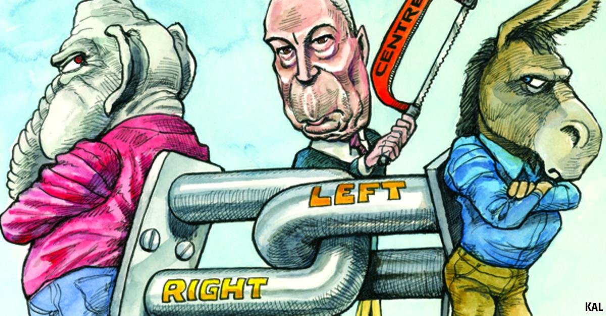 Michael Bloomberg's moment | The Economist