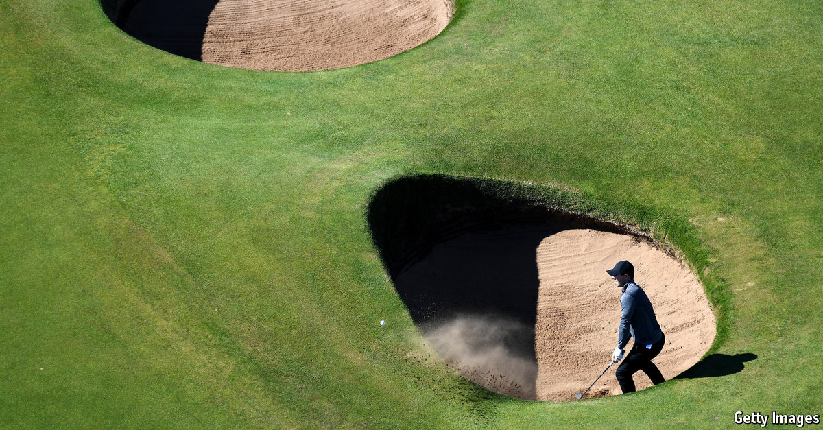 How Brexit might affect the Open Championship
