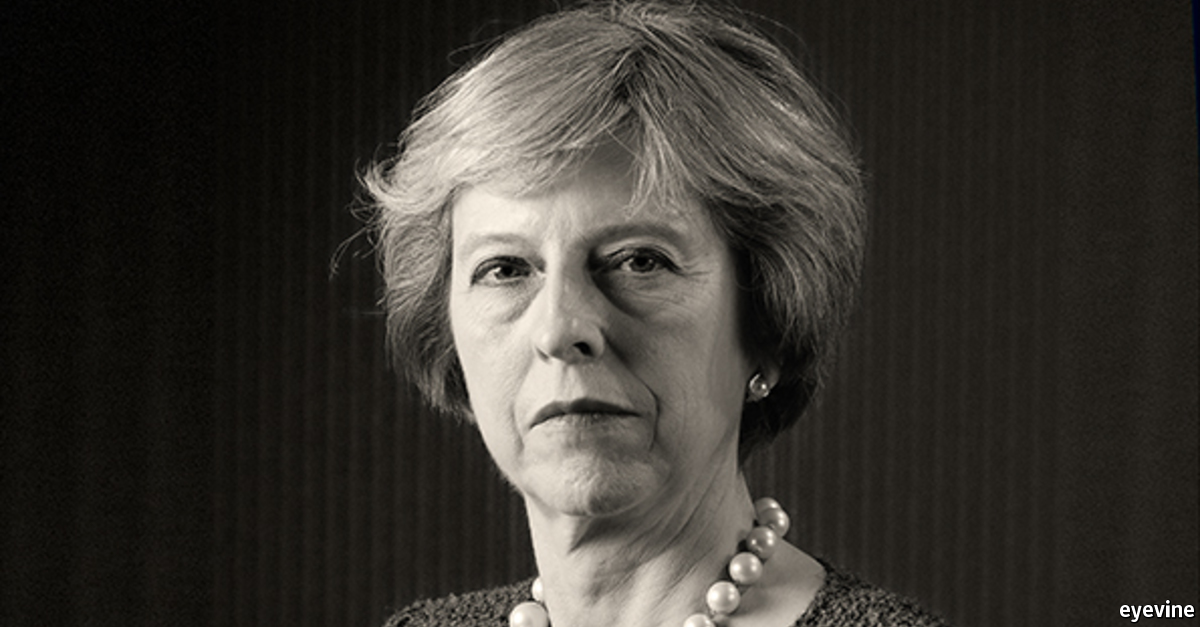 Theresa Maybe, Britains indecisive premier