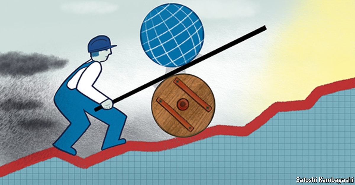 Inflation is on the way back in the rich world, and that is good news