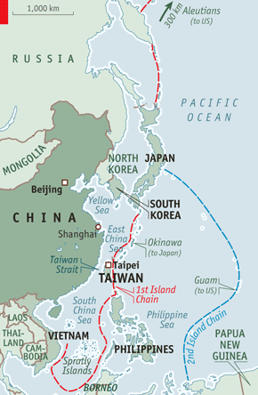 Taiwan Is The Main Spur For China S Military Modernisation In 1996 America Reacted To Chinese Ballistic Missile Tests Carried Out Near Taiwanese Ports By