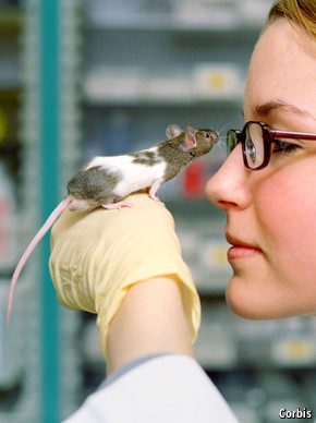 Cancer research: Of mice and men