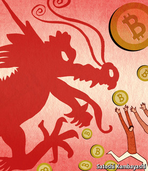 Bitcoin in China - The Economist