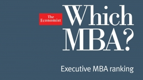 Executive Mba Ranking Which Mba The Economist