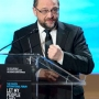 Martin Schulz speaks at Prague conference