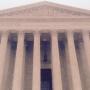 Protest in the Supreme Court