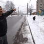 Alex Banta, a Roma resident of Baia Mare