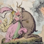 The caricatures of James Gillray