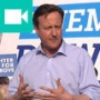 On the road with David Cameron