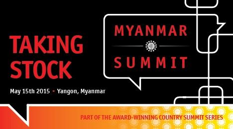Myanmar Summit 2015