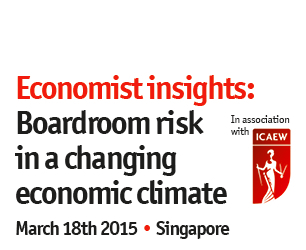 Boardroom risk in a changing economic climate