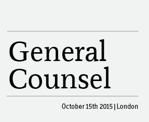 General Counsel 2015